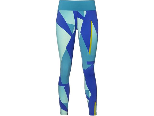 asics fuzeX 7/8 Leggings Dames, shatter arctic aqua
